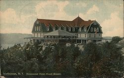 Beaconcrest Hotel, Mount Beacon