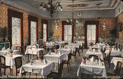 Large Dining Room, Hotel Wittelsbach