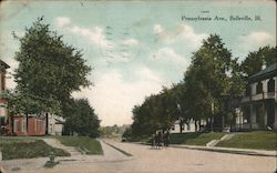 Pennsylvania Ave. Postcard