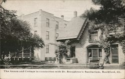 Annex and Cottage in Connection with Dr. Broughton's Sanitarium