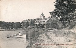 Howard's Mineola Hotel Postcard
