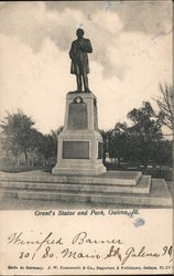 Grant's Statue and Park