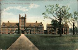 James Millikin University Postcard