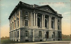 Post Office and Federal Court House