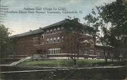 Anthony Hall (Home for Girls), Southern Illinois State Normal University
