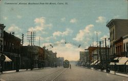 Commercial Avenue, Southeast from 9th Street