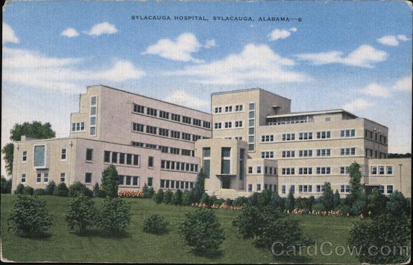 Sylacauga Hospital, Sylacauga, Alabama
