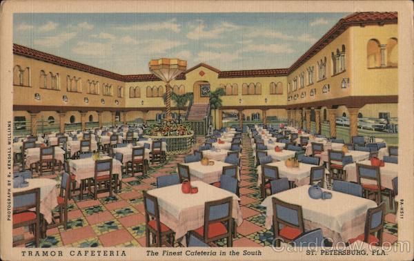 Tramor Cafeteria St. Petersburg Florida