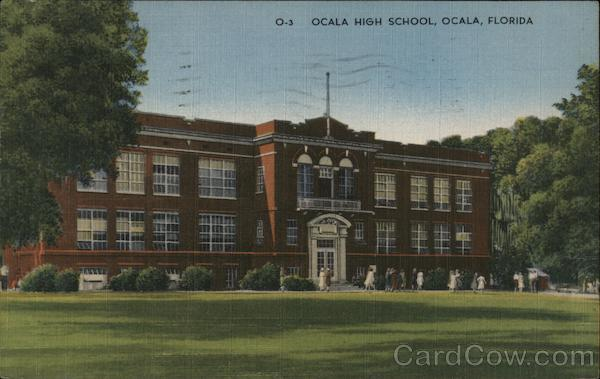 Ocala High School, Ocala, Florida