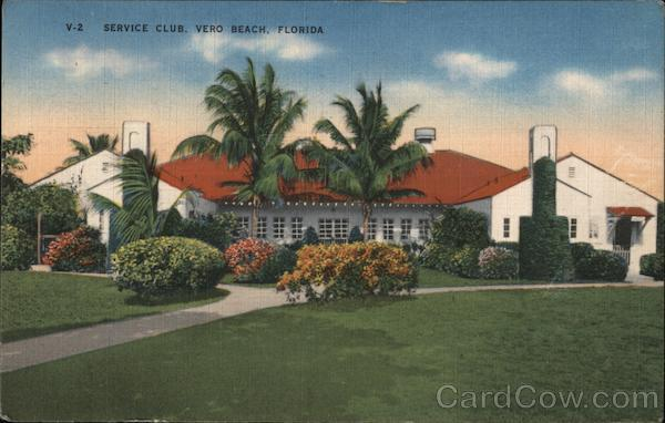 Service Club Vero Beach Florida