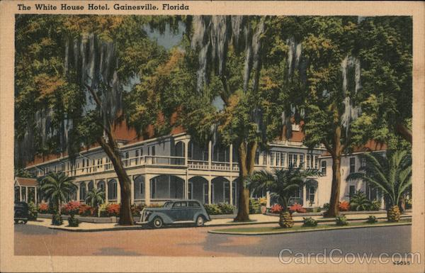 The White House Hotel Gainesville Florida