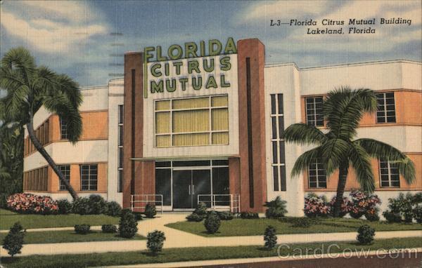 Florida Citrus Mutual Building Lakeland