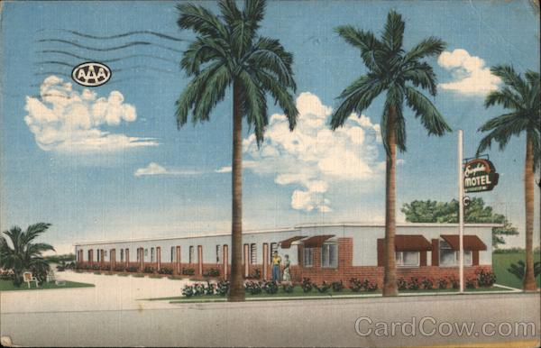 Everglades Motel Homestead Florida