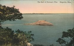 The Reef of Norman's Woe Postcard