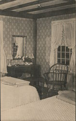 Lafayette Room at Publick House Postcard