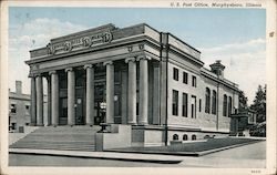 U.S. Post Office, Murphysboro, Illinois