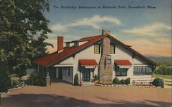 The Rockledge Restaurant Postcard