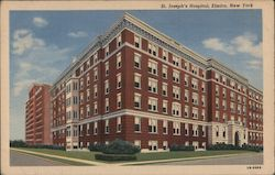 St. Joseph's Hospital, Elmira, New York