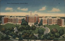 Henry Ford Hospital, Detroit, Mich.