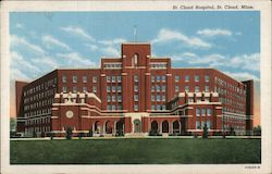St. Cloud Hosptial, St. Cloud. Minn.