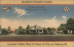 Olssen's Tourist Court