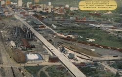 First Avenue Viaduct with Sloss-Sheffield Steel & Iron Company Furnaces