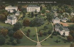Aerial View of Howard College