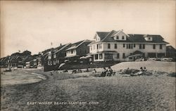 East Wharf Beach Postcard