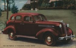 "The 1936 Pontiac ""8"" Four-Door Touring Sedan"
