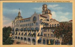 Rotunda Wing, Mission Inn, Riverside, California
