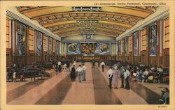 Concourse at Union Terminal