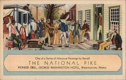 The National Pike - Pioneer Grill, George Washington Hotel