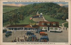 Bill's Place Postcard