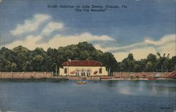 "Solarium on Lake Estelle in ""The City Beautiful"""