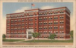 International General Electric Company Postcard