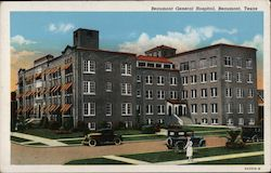 Beaumont General Hospital Postcard