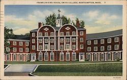 Franklin King House, Smith College