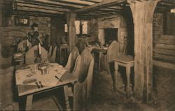 The Cellar Grill at Olde Egremont Tavern Postcard