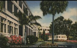Florida Sanitarium and Hospital on Beautiful Lake Estelle