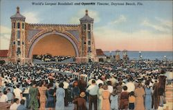 World's Largest Bandshell and Open-Air Theatre