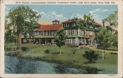 Florida Congregational Christian Conference Center, Lake Byrd Lodge, Avon Park, Fla.