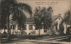 Victory Court-Ft. Myers, Fla-1/2 mile so. of city on U.S. 41