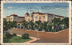 The Colony Postcard