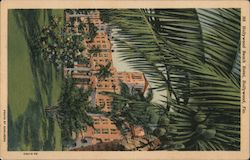 Hollywood Beach Hotel, Hollywood, Fla. Postcard