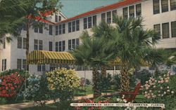 Clearwater Beach Hotel Postcard