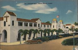 Howard Hotel, Tarpon Springs, Florida