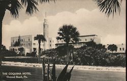 The Coquina Hotel. Ormond Beach, Fla.