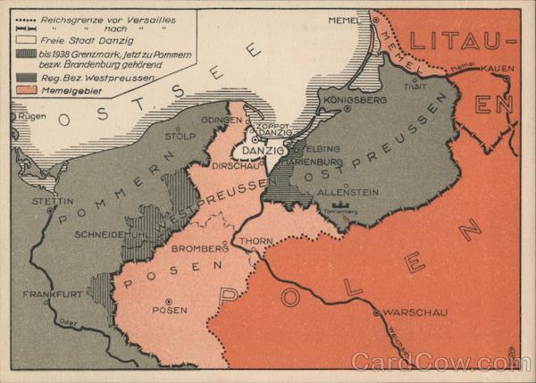 Propaganda, 1939, Danzig's Fight for Law and Life