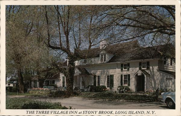 The Three VIllage Inn Stony Brook New York