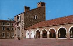 Photo of University Memorial Center, University of Colorado, Boulder Postcard